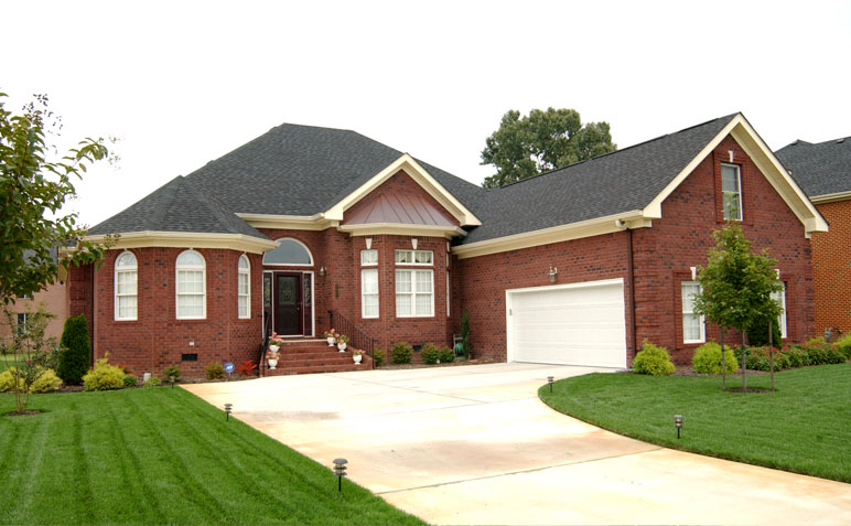 Custom homes definitive homes custom homes virginia for Custom homes of virginia
